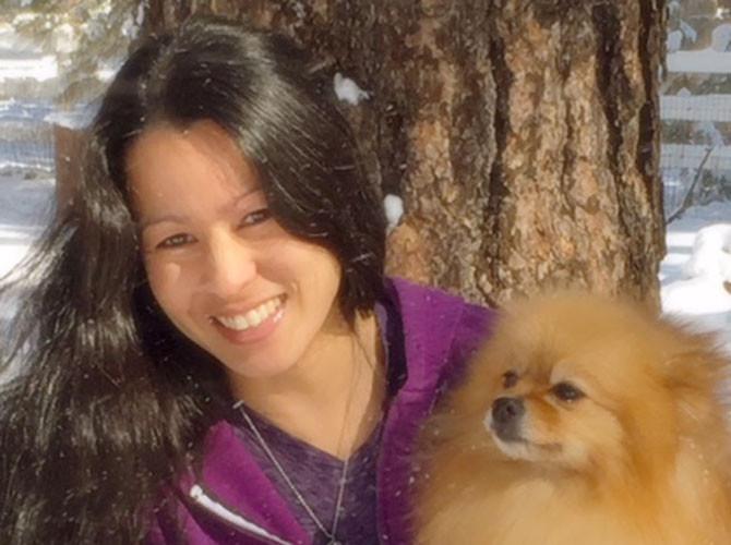 Lisa Rode LVT Riverside Animal Hosptial Bend Oregon