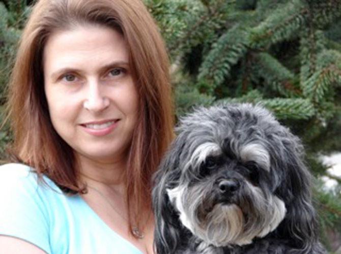 Stephanie Wahlund LVT Head Technician Riverside Animal Hosptial Bend Oregon