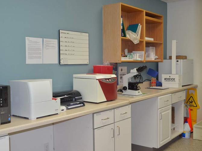 veterinary laboratory bend oregon