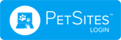 Button link to learn more about PetSites